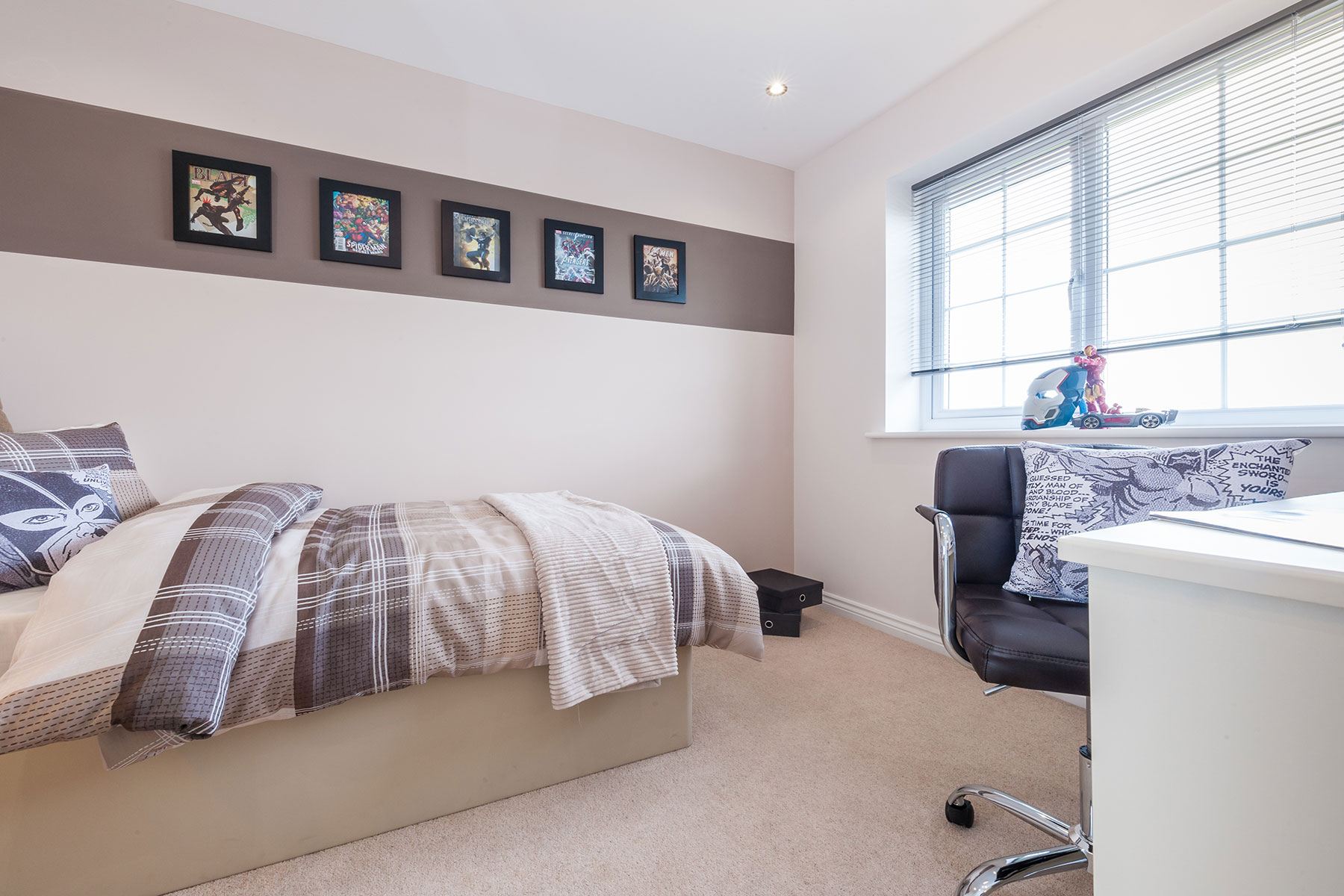 The Oakham - Showhome - 4 Bed 3 Storey